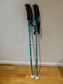 SCOTT SKI POLES FOR SALE 110cm