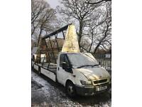 2001 Ford Transit tdci - advertising van - extended body