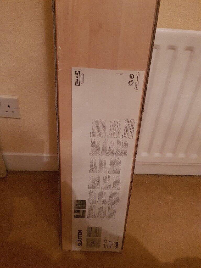 Ikea Slatten Laminate Floor