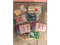 Baby shower maternity accessories bits and bobs