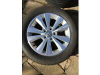 4 genuine VW Toronto alloys 16''