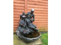 Large Garden Water feature/Statue