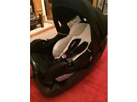Mothercare Baby Carrier Car Seat and Belted Base £20