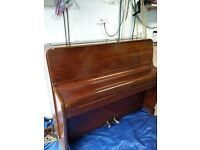 A Renhounam piano free to a good home. Must have your own means of moving/transporting.