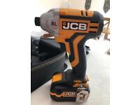 JCB cordless impact driver