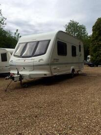 ELDDIS JETSTREAM EX2000 4 BERTH