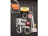 Tool Box + Multiple Hardware Tools - worth over £200 // selling as Bargain!!!