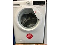 Hoover washing machine.8kg new only £235.00