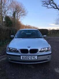 BMW E46 318I SE Auto 2002 2.0l