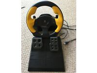 Logitech Formula GP Racing Wheel