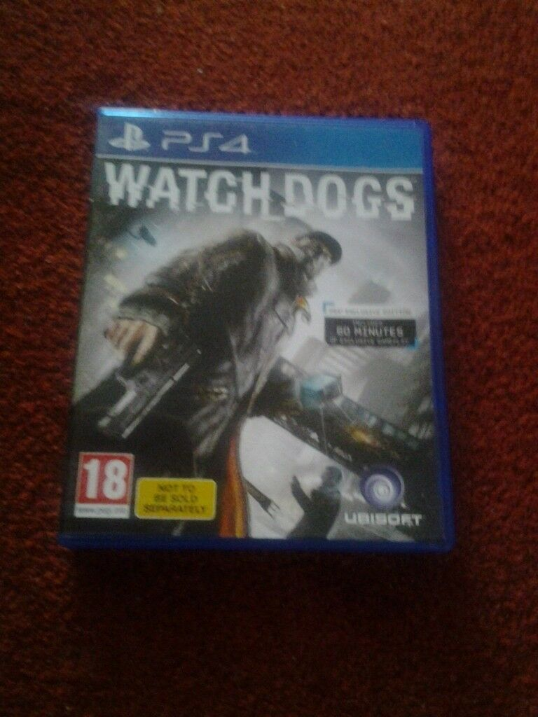 2 x PS4 Games for sale.