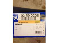 Ford Fiesta mk4/fusion/puma/Mazda mk2 rear brake shoes
