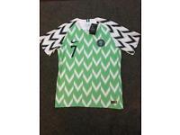 Original XL - Home Nigeria 2018 World Cup Shirt