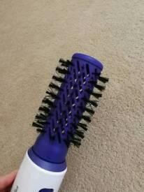 brand new 2in1 curling&dryer brush