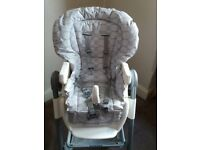 Silver Cross Baby Highchair (Grey)