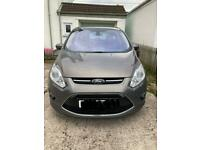 Ford C-Max Titanium 1.6 EcoBoost, very low mileage and lots of extras