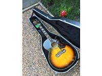 EJ200CE ephiphone acoustic guitar for sale