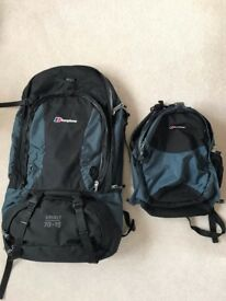 Berghaus 70 + 15 L Backpack