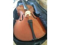 Cello 3/4 Size - Stentor Student 1