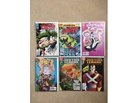 Small Lot of Modern Age Comics