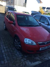 Vauxhall Corsa reliable wee car