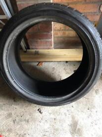 Uniroyal rainsport2 tyre 225/40/18