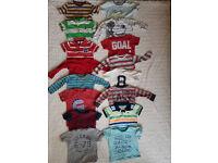 12 to 18 months - Boys Clothes - Bumper Bundle!