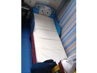 Thomas the Tank Engine Toddler Bed.