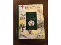 Winnie the Pooh Hardback Exc Cond. 432 pages beautifully illustrated with sleeve cover. RRP £29.99