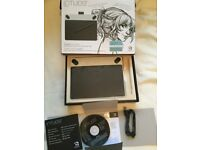 Wacom Intuos Draw (White, Small)