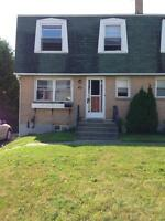 Duplex for Rent Available Oct 1st