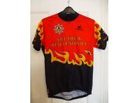 Owayo cycling top medium. Fife Fire & Rescue Service