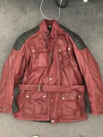 Gents Motorcycle Jacket Spada Size XL 44
