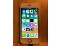 IPhone 5s 16GB - Vodafone network - Good condition.