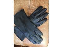 Leather Gloves - Men