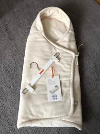 Stokke® Fleece Sleeping Bag for pram/basinet in great condition - Collection Only from Putney SW15