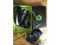 Nike BNIB football boots anti clog size 6.5