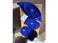 Bugaboo Cameleon Fabric Set in Royal Blue - condition as new
