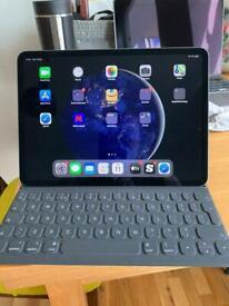 Apple 11 iPad Pro (2020) 512 GB Space Grey + Pro Smart Keyboard Folio