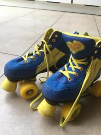 Rio roller skates size 1