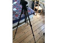Camera Tripod with bag