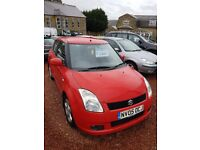 Suzuki swift 1.5vvti