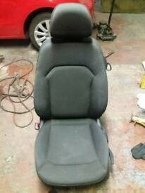front pasager seat for Audi a1 8x 2010