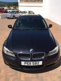 BMW 320d 2.0d Tourer Exclusive Edition