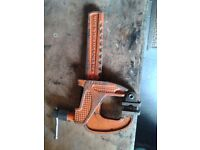 carver clamp 6inch