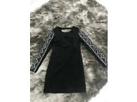 Topshop Bodycon Dress Size 8