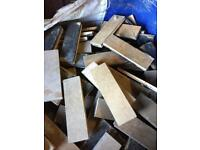 Wood block flooring end of stock cheap to clear