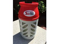 Safefill gas bottle
