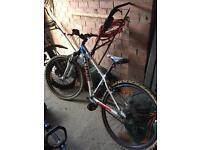 Cube child's mountain bike