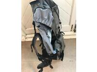 70cl travelling backpack
